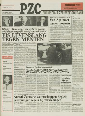 Provinciale Zeeuwse Courant 1977-11-08