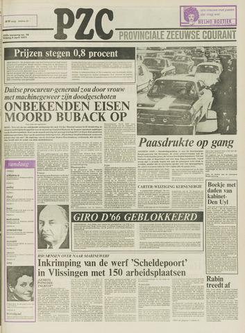 Provinciale Zeeuwse Courant 1977-04-08