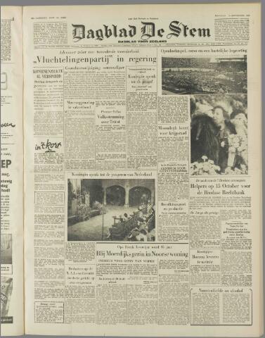 de Stem 1953-09-14
