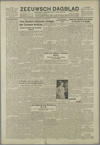 Zeeuwsch Dagblad 1950-01-19