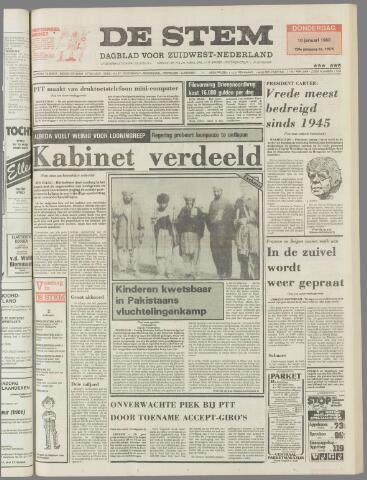de Stem 1980-01-10