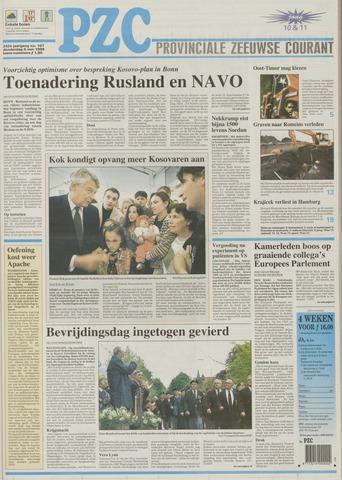 Provinciale Zeeuwse Courant 1999-05-06