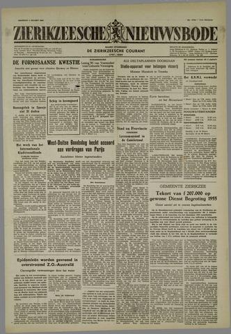 Zierikzeesche Nieuwsbode 1955-03-01
