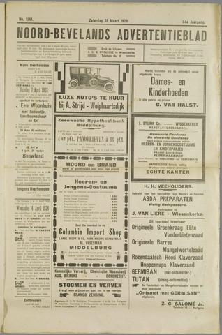 Noord-Bevelands Nieuws- en advertentieblad 1928-03-31