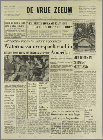 de Vrije Zeeuw 1972-06-12