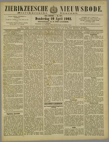 Zierikzeesche Nieuwsbode 1902-04-10