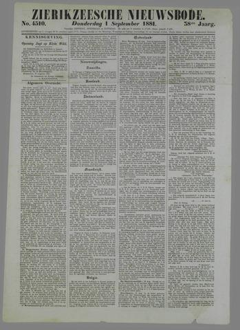 Zierikzeesche Nieuwsbode 1881-09-01