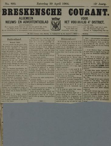 Breskensche Courant 1904-04-30