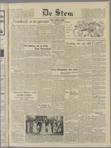 de Stem 1947-11-22