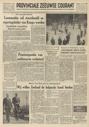 Provinciale Zeeuwse Courant 1960-06-03