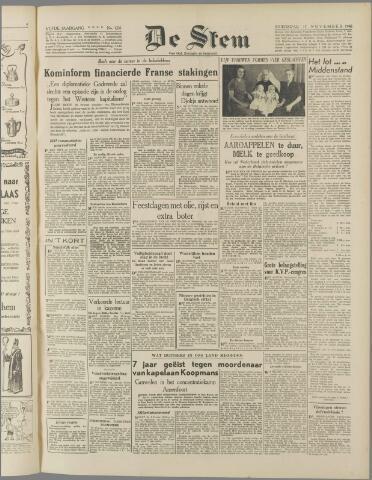 de Stem 1948-11-17