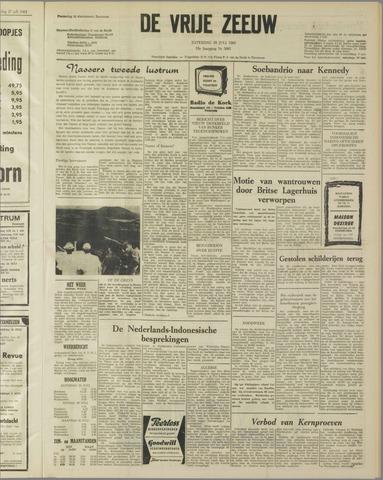 de Vrije Zeeuw 1962-07-28