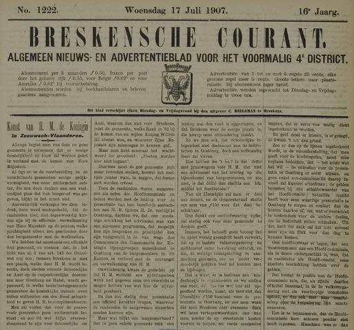 Breskensche Courant 1907-07-17