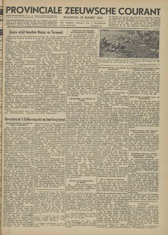 Provinciale Zeeuwse Courant 1944-03-13