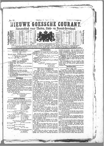 Nieuwe Goessche Courant 1878-04-02