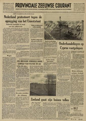 Provinciale Zeeuwse Courant 1956-03-06