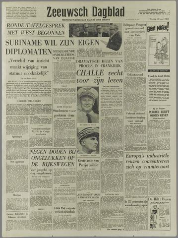 Zeeuwsch Dagblad 1961-05-30