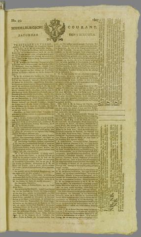 Middelburgsche Courant 1807-08-01
