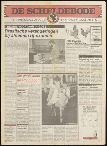Scheldebode 1983-11-16