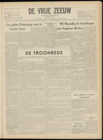 de Vrije Zeeuw 1952-09-17