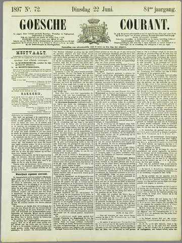Goessche Courant 1897-06-22