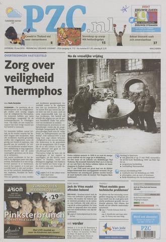 Provinciale Zeeuwse Courant 2010-05-15