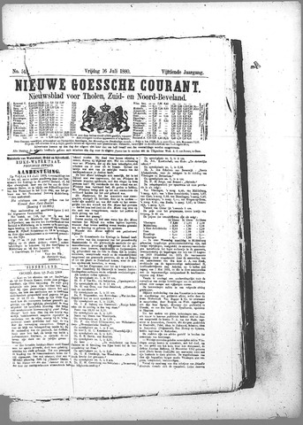 Nieuwe Goessche Courant 1880-07-16