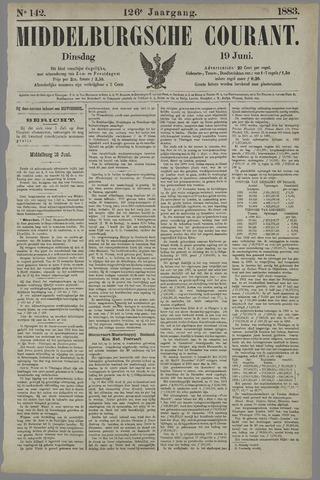 Middelburgsche Courant 1883-06-19
