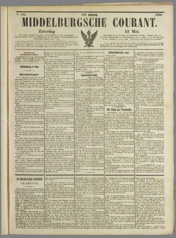 Middelburgsche Courant 1906-05-12