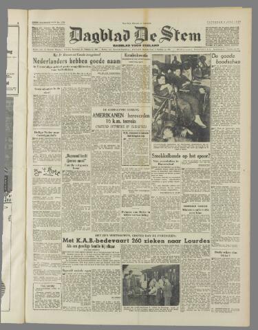 de Stem 1950-07-08
