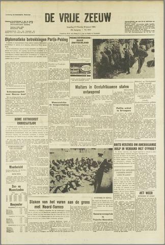 de Vrije Zeeuw 1964-01-27