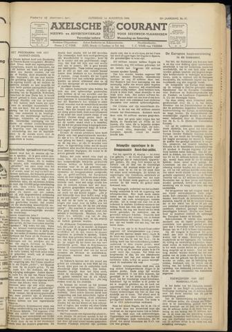 Axelsche Courant 1948-08-14