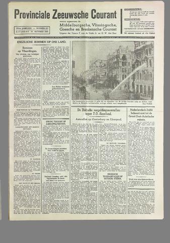Provinciale Zeeuwse Courant 1940-10-12