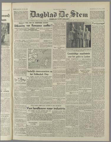 de Stem 1950-07-25