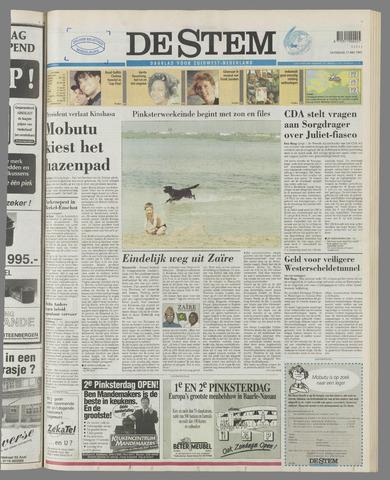 de Stem 1997-05-17