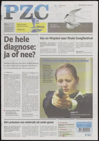 Provinciale Zeeuwse Courant 2014-05-07