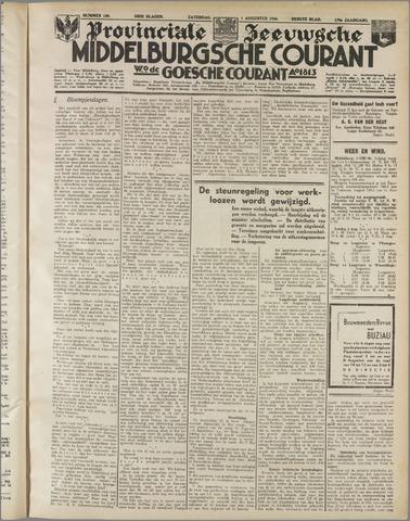 Middelburgsche Courant 1936-08-01