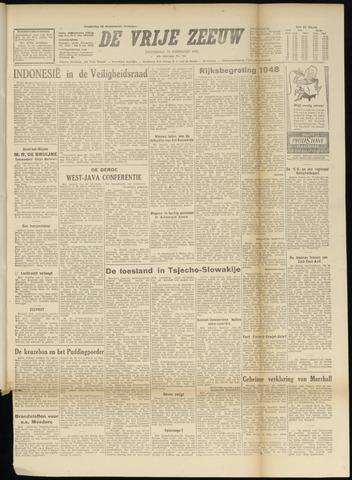 de Vrije Zeeuw 1948-02-28