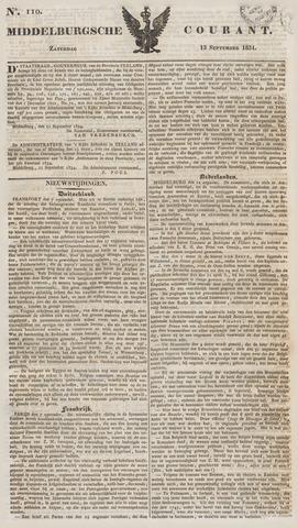 Middelburgsche Courant 1834-09-13