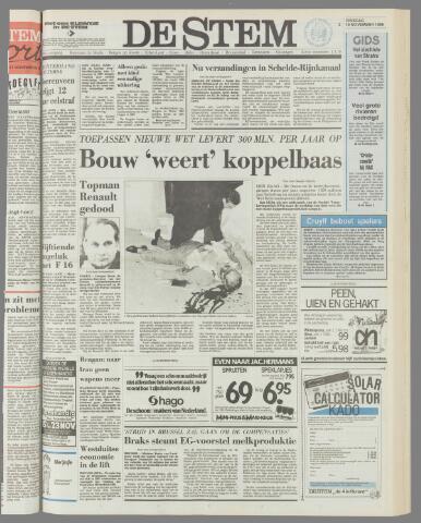de Stem 1986-11-18