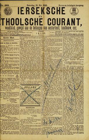 Ierseksche en Thoolsche Courant 1910-05-21