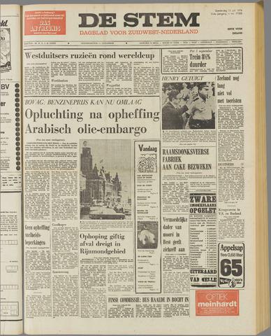 de Stem 1974-07-11