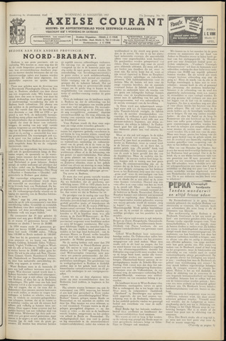 Axelsche Courant 1957-08-28