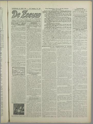 De Zeeuw. Christelijk-historisch nieuwsblad voor Zeeland 1943-06-30