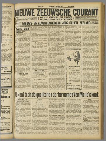 Nieuwe Zeeuwsche Courant 1927-10-15