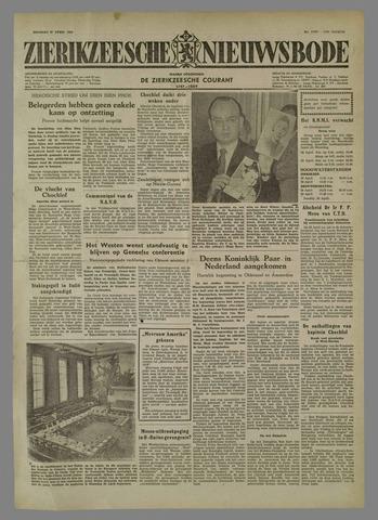 Zierikzeesche Nieuwsbode 1954-04-27