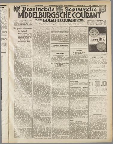 Middelburgsche Courant 1936-10-14