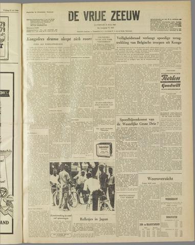 de Vrije Zeeuw 1960-07-23