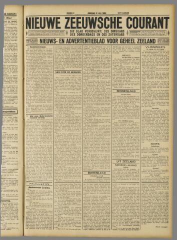Nieuwe Zeeuwsche Courant 1928-07-31