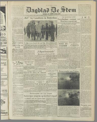 de Stem 1951-11-22